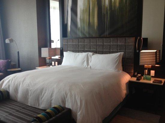 Live Aqua Mexico City Hotel & Spa: Habitación standard
