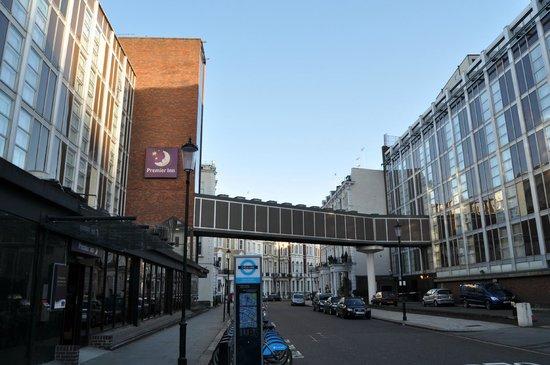 Premier Inn Kensington
