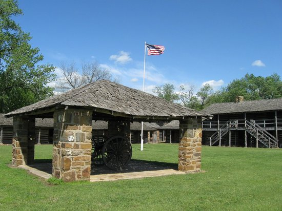 ‪Fort Gibson Historic Site‬