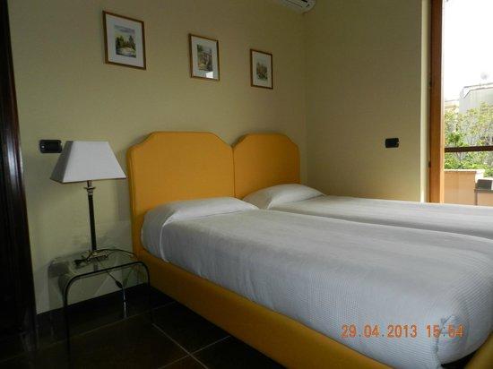 Villa Anna : camera da letto doppia
