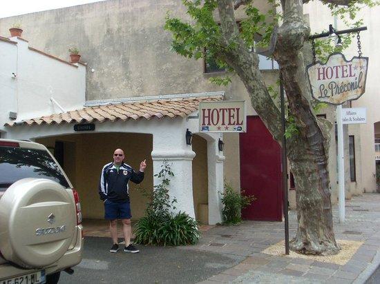Hotel Le Preconil