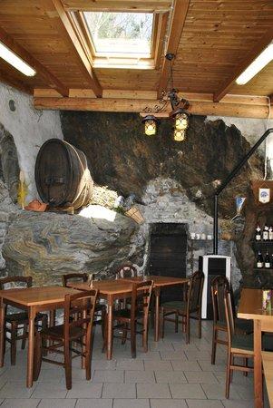 Crotto del Fuin: ingresso