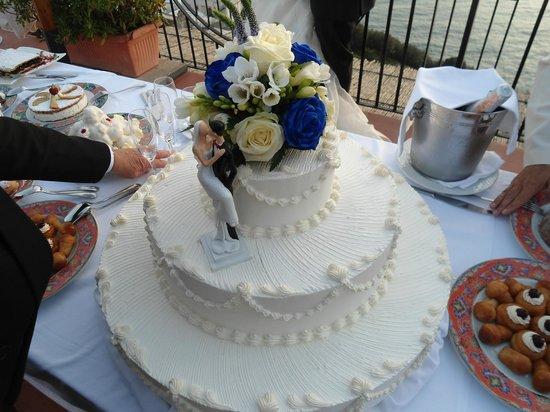 "Hotel Tramonto d'Oro: the ""Cake"" :-)"