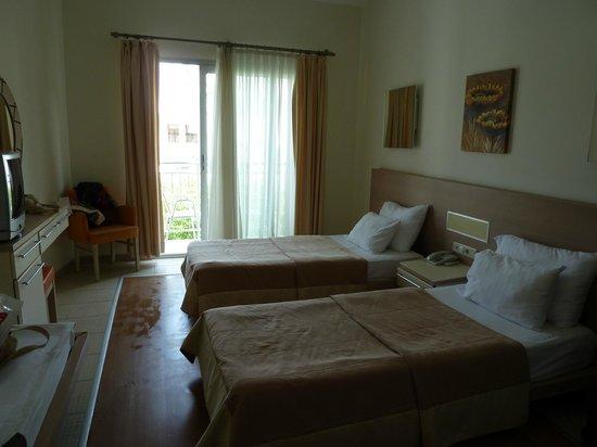 Mandarin Resort: La chambre