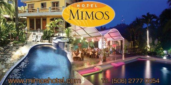 Hotel Mimos: Restaurant