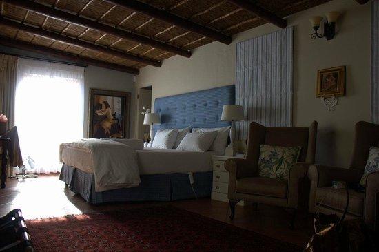 Klokkiebosch Guest House: Rosemary room