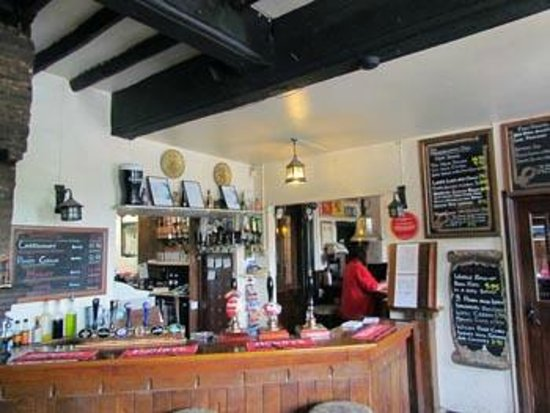 Skirrid Mountain Inn: The Bar Area