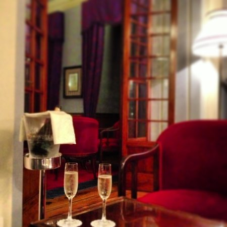 Grand Hotel Majestic: Cheers!