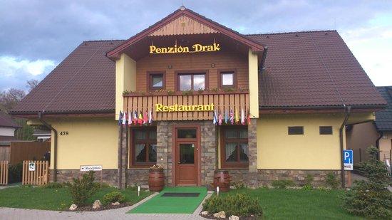 Penzion Drak