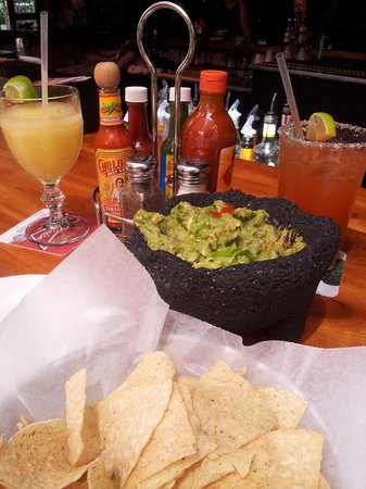 Taco Boy: Guacamole, Margarita and Michelada!