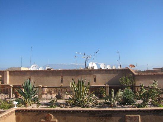 Riad Taroudant : View from terrace