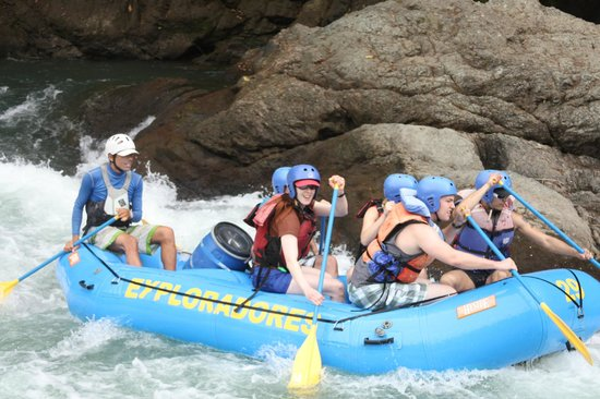 Exploradores Outdoors: Pacuare!