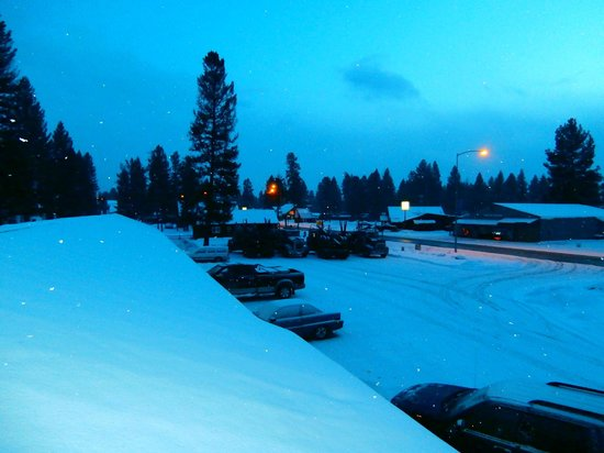 Seeley Lake Motor Lodge : Commercial rates in the winter