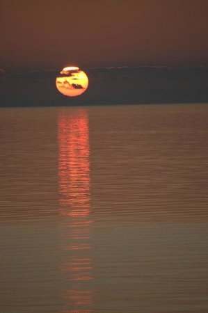 Your Greek Friend: Sunset in Santorini