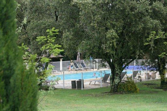 Mas de Rey: zwembad