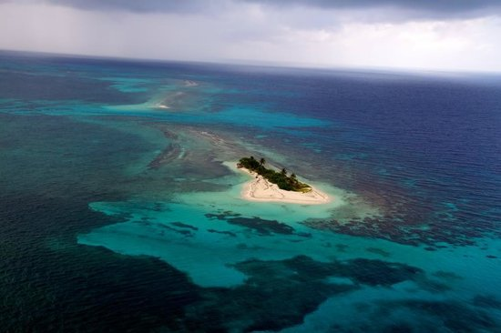 Kitesurf Roatan : Pigon Cay kite trip