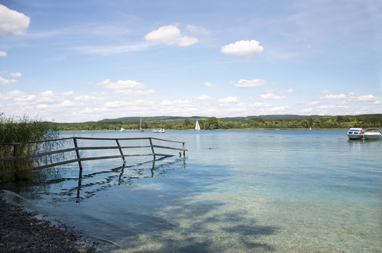Hotel Krone Überlingen am Ried: closed to the lake of constance (Bodensee) 6 km