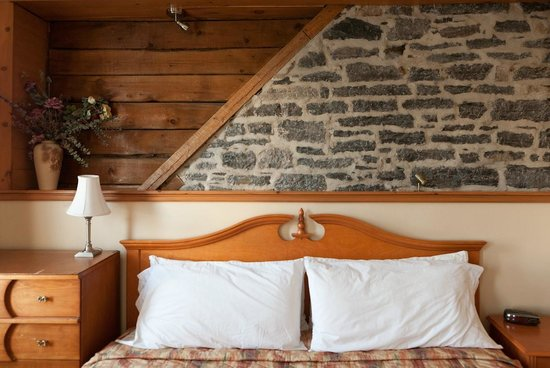 Hotel Jardin Ste-Anne: Room with 1 king size bed