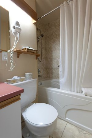 Hotel Jardin Ste-Anne: Bathroom