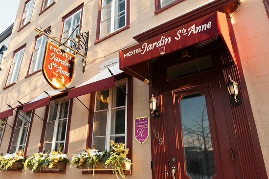 Hotel Jardin Ste-Anne