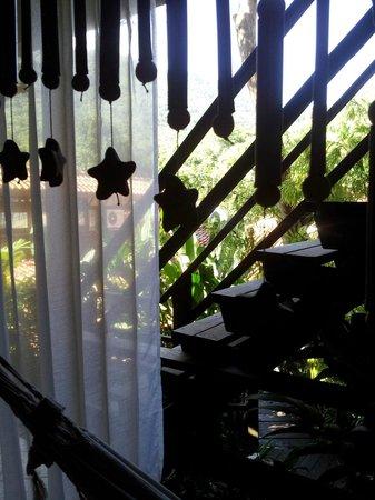 Pousada Riacho dos Cambucas: Vista desde la habitacion