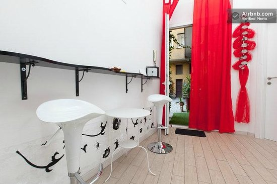 B&B Central Hostel Milano: recepcion