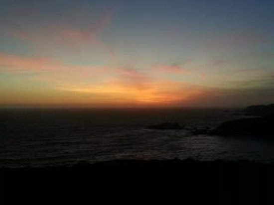 تمبر كوف إن: Sunset