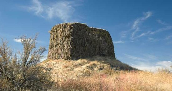 Umatilla, OR: Hat Rock's Namesake