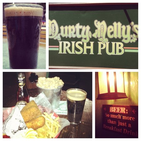 Durty Nelly's: Fish n chips