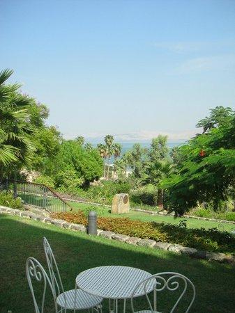 Scots Hotel: Garten