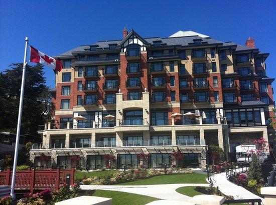 Oak Bay Beach Hotel: OBBH