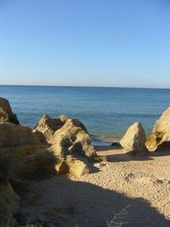 Vila Joya: Strand
