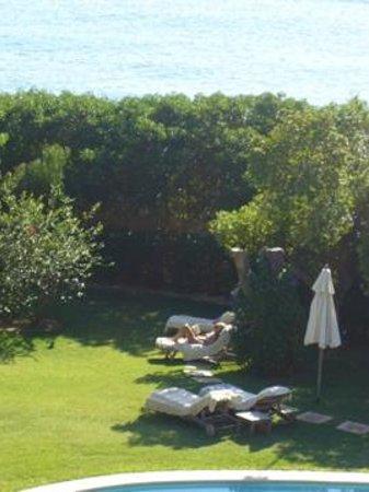 Vila Joya: Garten