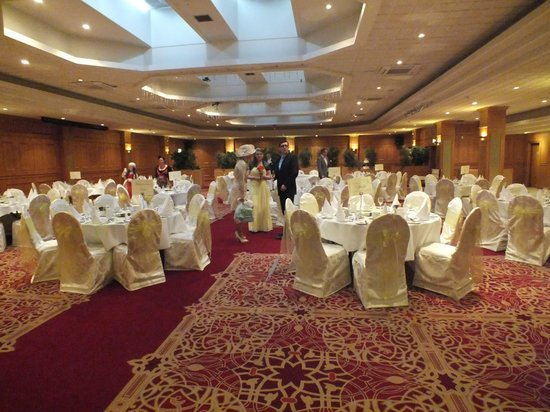 Loughshore Hotel: Causeway Suite Function Room