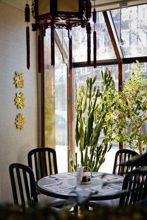 Tchang Kiang by Yangtze Restaurant: Interior