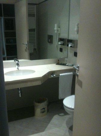 Hotel Mito: bagno