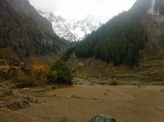 madaklasht village Chitral