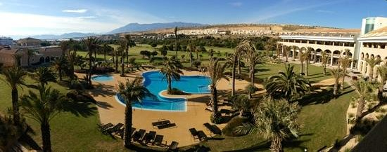 Hotel Golf Almerimar Aufnahme