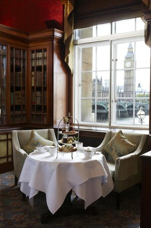 Afternoon Tea at the Library Lounge - London, | OpenTable