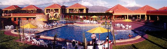 Hotel Los Parrales: VISTA PANORAMICA