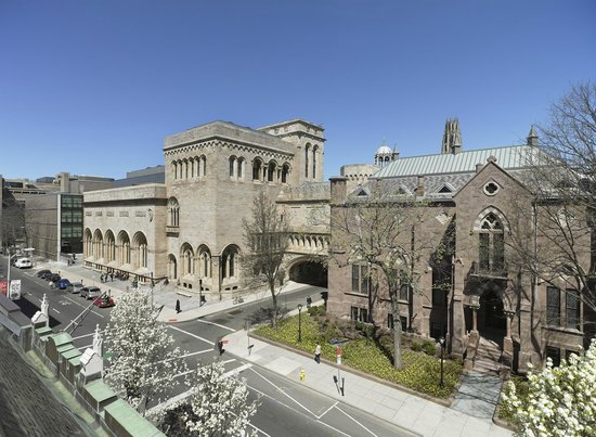 New Haven, CT: Exterior view of the Yale University Art Gallery. © Chris Gardner, 2012