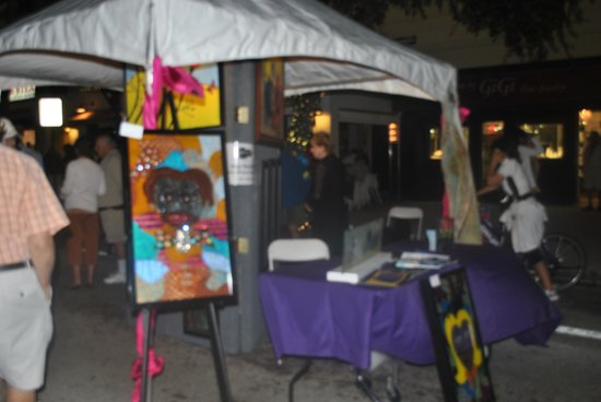 Atlantic Avenue: Art and fun is everyday on Atlantic Ave. in Delray