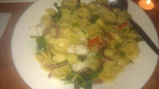 Marion Bay Tavern: squid pasta