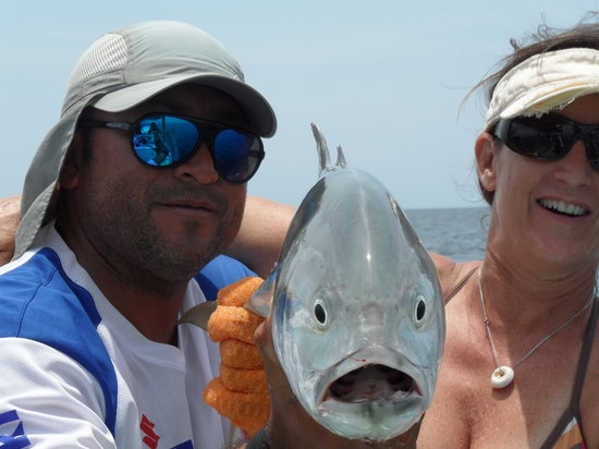 Papagayo Gulf Sport Fishing - North Pacific Tours: Jack Crevalle