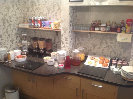 The Fawley: Breakfast Buffet
