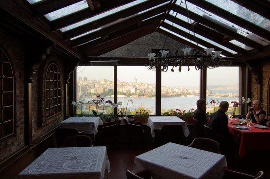 Golden Horn Guesthouse: Restaurant
