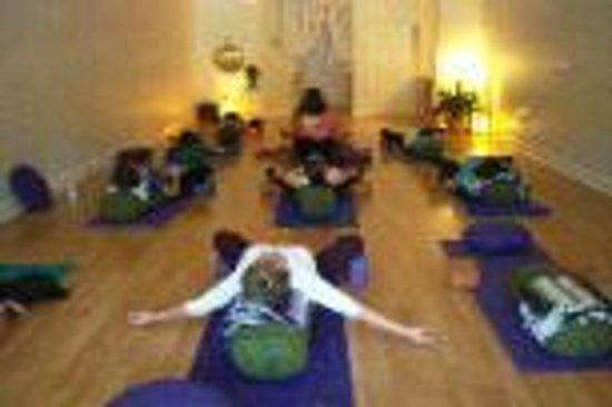 Jupiter Farms Yoga: Restorative class