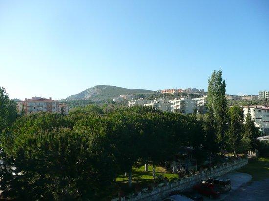 Opus Apart Hotel: balcony view
