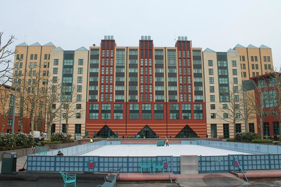 New York Hotel Disneyland Paris Picture Of Disney S Hotel New