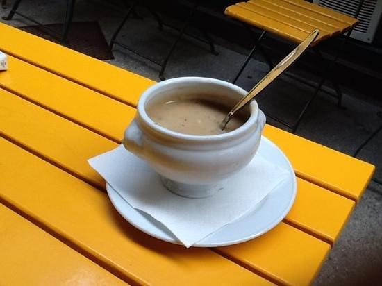 Fischer Brau: Bier Suppe